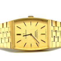 Omega Constellation Classic Solid 18k Yellow Gold
