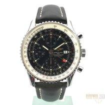 Breitling Navitimer World A2432212.B726.441X.A20BA.1 aus  2012