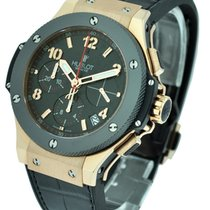 Hublot 341.PB.131.RX Big Bang 41mm in Rose Gold with Ceramic...