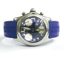 Corum Bubble Lady Chrono Blue