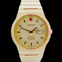 Omega Constellation Chronometer Electronic f300Hz - Stimmgabel...