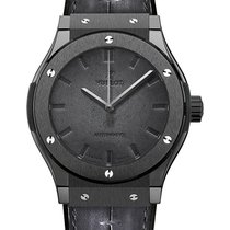 Hublot 511.CM.0500.VR.BER16 Classic Fusion 45mm in Black...