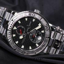 Ulysse Nardin Marine Diver Chronometer Black Dial