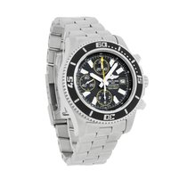 Breitling Superocean II Mens Swiss Automatic Watch A1334102/BA82