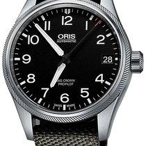 Oris Big Crown Pro Pilot Date 75176974164LS17