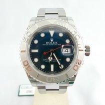 Rolex Yacht-Master,Blu,Blue 40mm Platinum