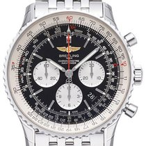 Breitling Navitimer 01 46mm Stahlband AB012721.BD09.443A
