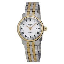 Tissot Ladies T0970072203300 Bridgeport  Automatic Watch