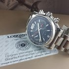 Longines Admiral Automatic Chronograph Steel 42mm