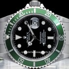 Rolex Submariner Date Green Bezel 50th 16610LV