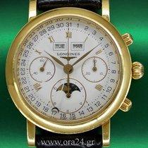 Λονζίν (Longines) Ernest Francillon 1867 Triple Date Valjoux...