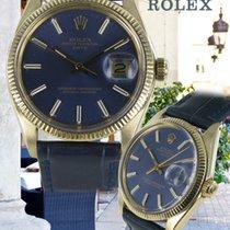 Rolex Oyster Date Gelbgold