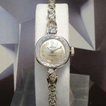 Omega Ladymatic With Diamonds 17 Jewels