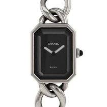 Chanel Première taille L en acier Vers 99