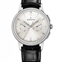 Zenith Elite Chronograph Classic Stainless Steel Men's Watch