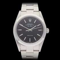Rolex Air King Stainless Steel Unisex 14010 - W4090