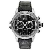 Jaquet-Droz Men's Grande Seconde SW Chronograph Watch