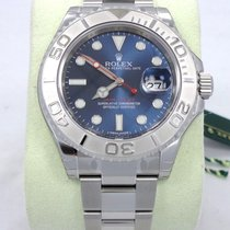 Rolex Yacht-master 116622 40mm New Style Oyster Platinum  Box...