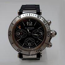 Cartier Men's Pasha Seatimer Chronograph Watch