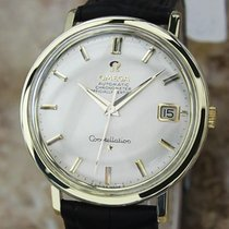 Omega Constellation Swiss Made Gold Capped 36mm Men's...
