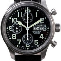 Zeno-Watch Basel NC Pilot Chrono Day-Date