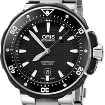 Oris ProDiver Date Ref. 01 733 7682 7154-07 8 26 75PEB
