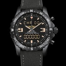 브라이틀링 (Breitling) Chronospace Military Blacksteel