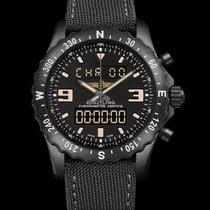 ブライトリング (Breitling) Chronospace Military Blacksteel