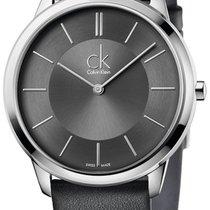 ck Calvin Klein minimal Herrenuhr K3M211C4