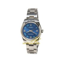 Rolex Oyster Perpetual Blue Roman
