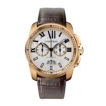 Cartier Calibre Automatic Mens Watch Ref W7100044