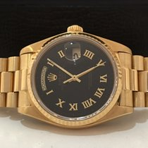 Rolex Day-date Presidente 36mm todo ouro Impecavel