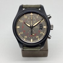 IWC Pilot'sTop Gun Miramar Ceramic Flyback Chronograph 46mm
