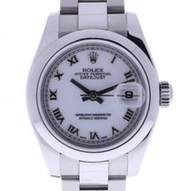 Rolex Datejust 179160-wro 26 Millimeters White Dial