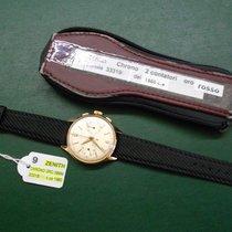 제니트 (Zenith) Chronograph in Red Gold 18kt. - Extra Size Case
