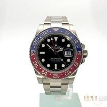 Rolex GMT-Master II 750 Weißgold PEPSI 116719BLRO Top