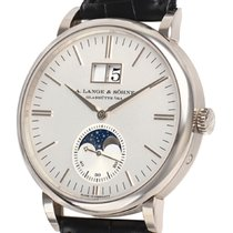 A. Lange & Söhne Saxonia Moonphase · 384.026