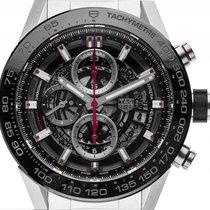 TAG Heuer Carrera Calibre HEUER 01 Automatik Chronograph...