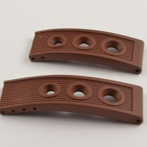 Breitling Kautschuk Armband Band 20mm 20-18 Für Faltschliesse...