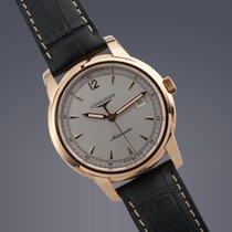 Longines Saint-Imier 18ct yellow gold automatic watch