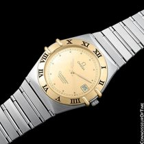 Omega Constellation Manhattan Mens Large Chronometer Watch,...