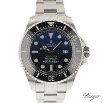 Rolex Sea-Dweller Deepsea D-Blue James Cameron Edition NEW