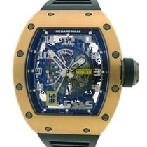 Richard Mille RM 030 AN RG 18K Rose Gold