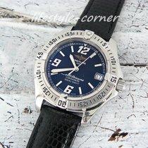 Breitling Colt Oceane Damenuhr A57350 mit Unterlagen aus 2002