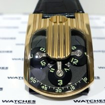 Urwerk Manually Wound Men's Rose Gold - 103.09 RG