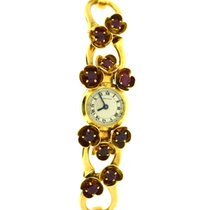Cartier Vintage Cartier with rubis flowers