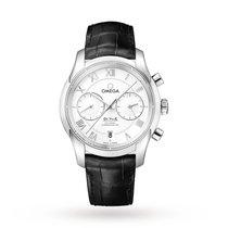 Omega De Ville Chronograph Mens Watch 431.13.42.51.02.001