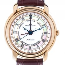 Maurice Lacroix Additus Day Date Gelbgold Automatik Armband...