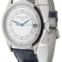Patek Philippe 5296 18K White Gold Mens Wrist Watch Box/Papers...