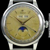 Rolex 8171 Triple Date Moonphase Padellone Steel